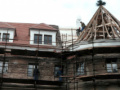 Poběžovický zámek v rekonstrukci